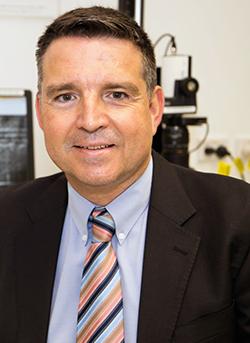 Distinguished Professor Claude Roux