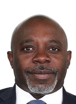 Dr. Justice Tettey