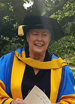 Honorary Professor Sheila Willis